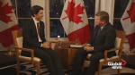 Justin Trudeau Interview: Part 2 – Paris climate summit